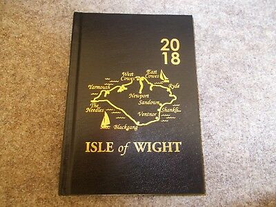 Isle Of Wight 2017 Week To View Diary In Red Or Blue