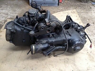 She Lung Free spirit  125 Scooter ENGINE + CARB