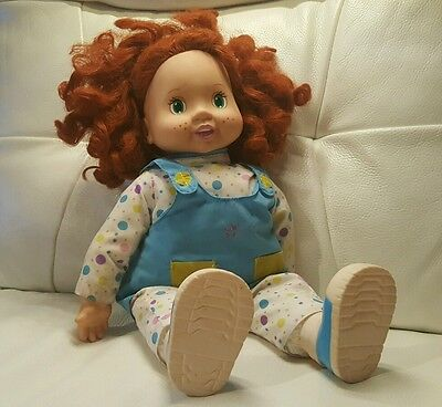 1996 play by play talking tots doll