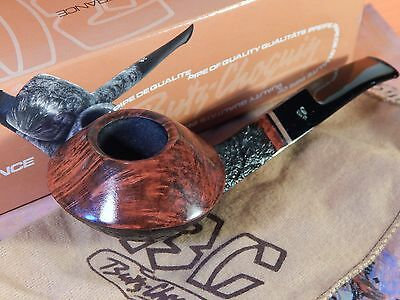 Unsmoked Gorgeous Butz-Choquin UFO St. Claude France tobacco pipe in box+ sock