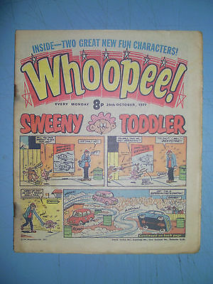 Whoopee issue dated October 29 1977