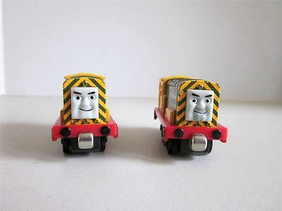 Thomas & FriendsTake Along IRON WORKS ARRY & BERT Learning Curve 2006 Diecast