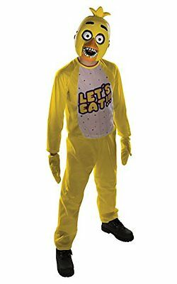 Rubies Costume Kids Five Nights at Freddys Chica Costume, Large