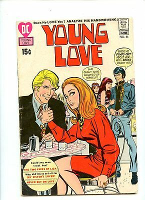 Young Love #86 (1971) GD/VG