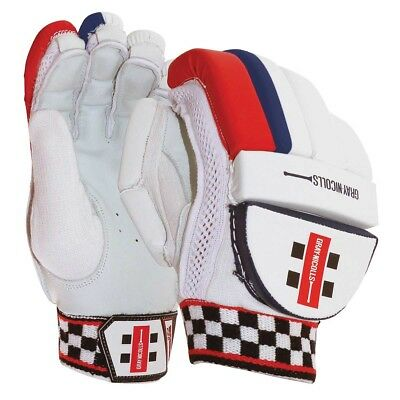 NEW Gray Nicolls Synergy Pro Cricket Batting Gloves from Rebel Sport