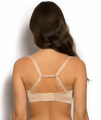 Back Bra Tightening Adjustable Strap Cleavage Control Sports Assorted Colours