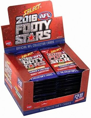 Select AFL Footy Stars 2016