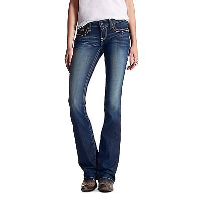 ARIAT - Women's Jeans - Ruby Archway - Marine - ( 10017218 ) - New