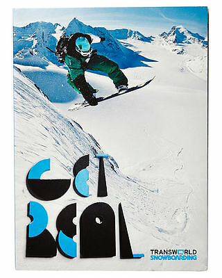 Get Real - By Transworld Snowboarding - Raw & Shredded - Snowboard Dvd