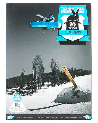 20 Tricks - Basics To Bangers Instructional Dvd - Snowboard Dvd