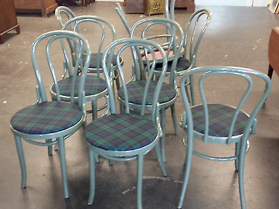 Painted Bentwood Chairs