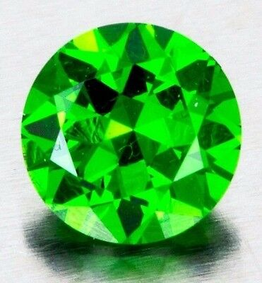Russian Demantoid Horsetail Rd 0.53ct