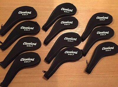 *SALE* 11 x Cleveland  Iron Covers Golf Club Head Covers 3-LW