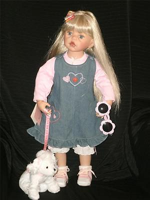 DARLING Life LIKE Kendall DOLL Kathy Smith Fitzpatrick 4 Paradise Galleries HTF