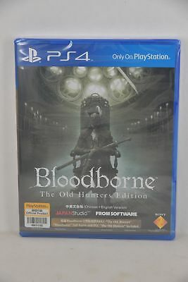NEW PS4 Bloodborne  (HK English + Chinese)
