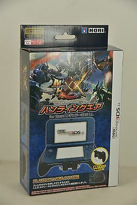 NEW 3DS LL XL Monster Hunter XX Double Cross Hunting Gear Grip Expansion Pad