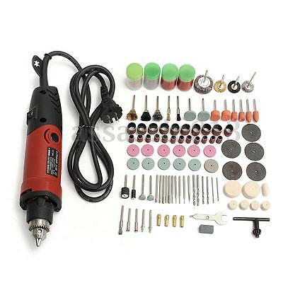 400W Electric Variable Speed Power Rotary Tool Drill With 161PCS Accessories NEW