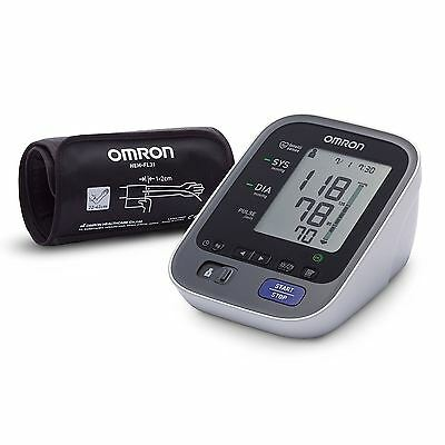 Omron M7 Intelli IT Blood Pressure Monitor with Wrap Cuff (22-42 cm) New