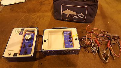Goldak Pipe Locator Model 902 Used But Tested