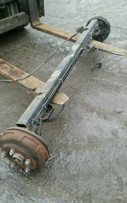 Ford Transit Mk6 2000-06 2.0 Fwd Rear Axle With Abs