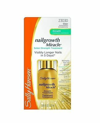 Sally Hansen Nail Growth Miracle Treatment - 6 Pack