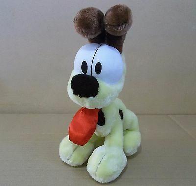 """Odie The Dog 13"""" 33cm Tall - Official Garfield TV Character Soft Plush Toy  PAWS"""