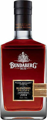 Bundaberg Rum Master Distillers Blenders Edition 2014 Rum 700Ml