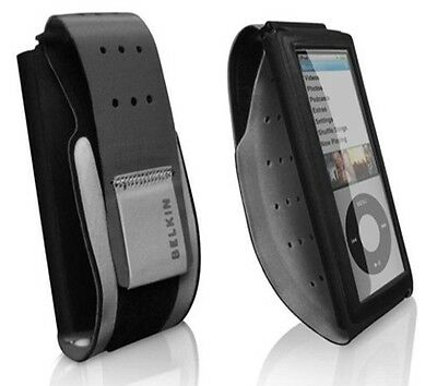 iPod Nano 5G Belkin Hand Band for Running Jogging Gym Wrist Case Sleeve