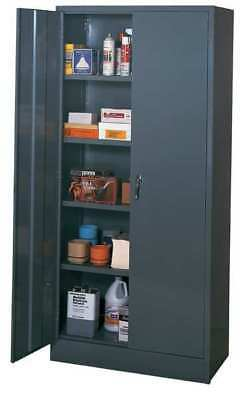 EDSAL 3001 Storage Cabinet, Gray, 78 In. H, 36 In. W