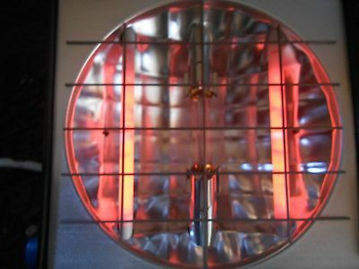 1970's - PHILIPS HP3112 STANDARD SUNLAMP WITH INFA RED AND UV