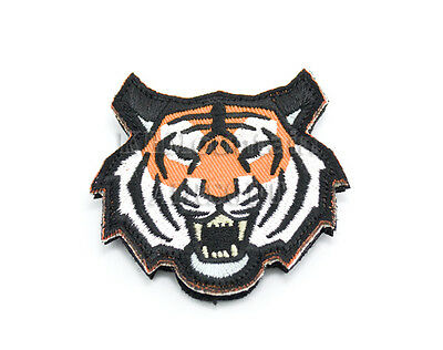Military Velcro Patch / Tiger / Color (KHM Airsoft)