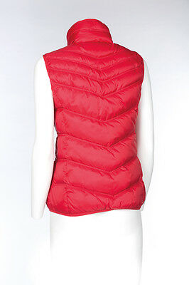 Equiline Women's 'Josephine' Padded Vest -  Red - Size: X-Small