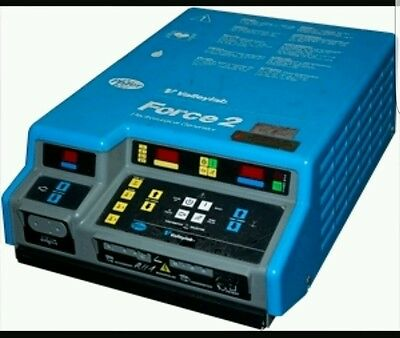 Valleylab Force 2 Electrosurgical Generator Surgical with original footswitch