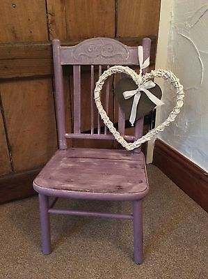 Beautiful Childs Antique Chair