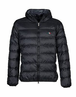 Equiline Mens 'Greg' Jacket Padded - Black - Size: Small