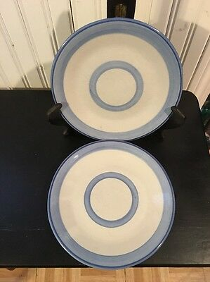 m a hadley plates Pair Excellent Condition
