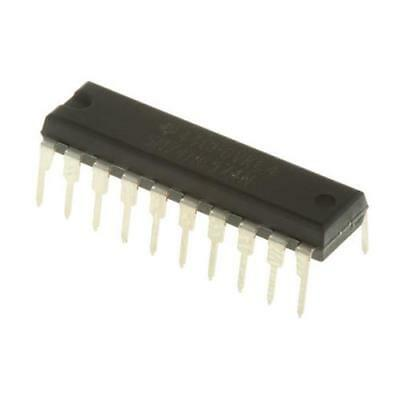 5 x Texas Instruments SN74HC574N, Octal D Type Flip Flop IC 3-State 2-6V, 20-Pin