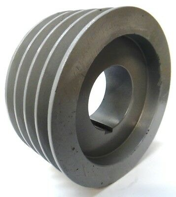 "Browning, Bushing Bore V-Belt Pulley, 4B68Q, 4 Groove, 7-1/8"" Od"
