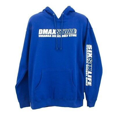 DMAXSTORE.COM Hooded Sweatshirt - Black or Royal Blue