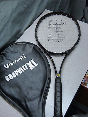Spalding A/R .7 7 Graphite Tennis RacketW/COVER-FREE SHIPPING!! L@@K~!