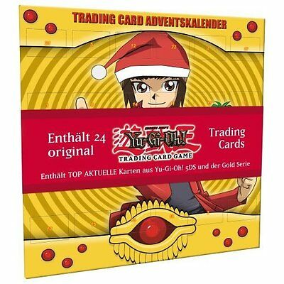 Yugioh Adventskalender 5Ds & Gold Serie 2008