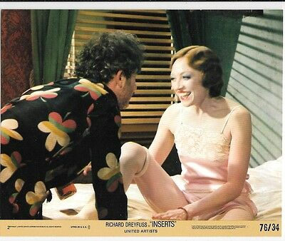 Veronica Cartwright in Lingerie Vtg Inserts 8x10 Color Lobby Card