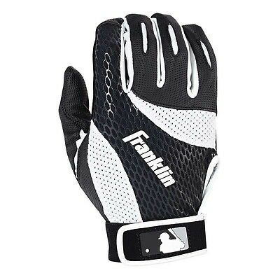 NEW Franklin Senior Baseball Batting Glove from Rebel Sport