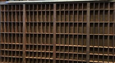 PRINTERS TYPE CASE Or DRAWER Large Case ANTIQUE