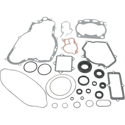 Motorcycle MX Gasket Set COMPLETE With OIL SEALS AM837446 YAMAHA YZ250 2001