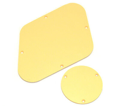 Cream Back/Switch Plate Backplate Set for USA Gibson Les Paul® PG-0814-028