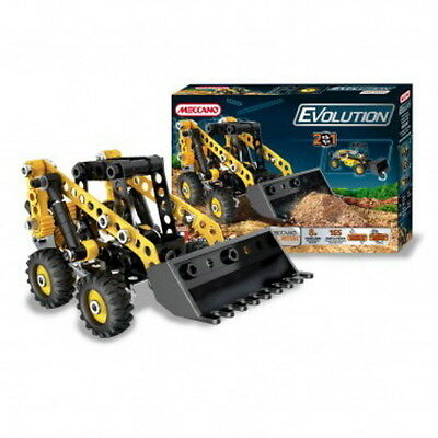 Meccano New Evolution YELLOW LOADER MEC863200