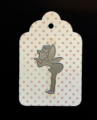 Gorgeous Fairy Metal Cutting Die For Scrapbooking And Card Making