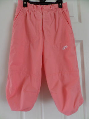 NIKE Girls Shorts Pants Jogging Bottoms size S 8 - 10 Years 9