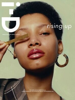i-D MAGAZINE The New Luxury Issue Spring 2016